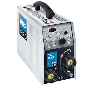 IMS TIG 160 HF  su priedais (be reguliatoriaus)