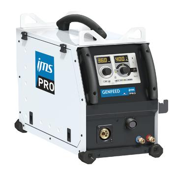 IMS GENFEED-4L oro/vandens aušinamas vielos padavimo įrenginys - skirtas GENIUS 400