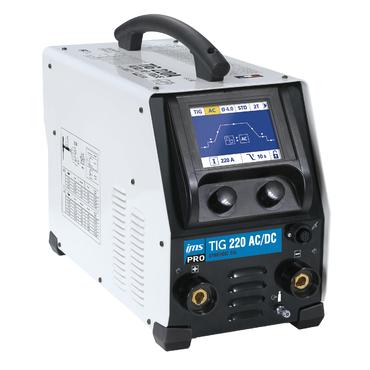 IMS TIG 220 AC/DC HF FV - be priedų