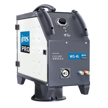 Vielos padavimo įrenginys aušinamas vandens IMS WS-4 L