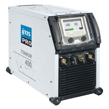 IMS TIG TITANIUM 400 AC/DC HF - be priedų