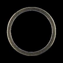 Spirališkai vyniotos tarpinės be vidinio ir išorinio žiedu