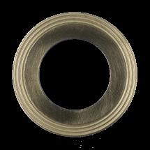 Banguota metalinė tarpinė su  daliniu grafito sluoksniu ir vidiniu žiedu