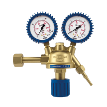 Kuhtreiber RV 25000 | deguonis | 2 manometrai